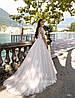 Свадебное платье № V511, фото 3