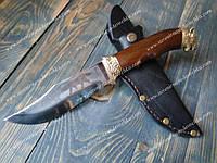 Эксклюзивный Нож охотничий Волк Ручной роботы