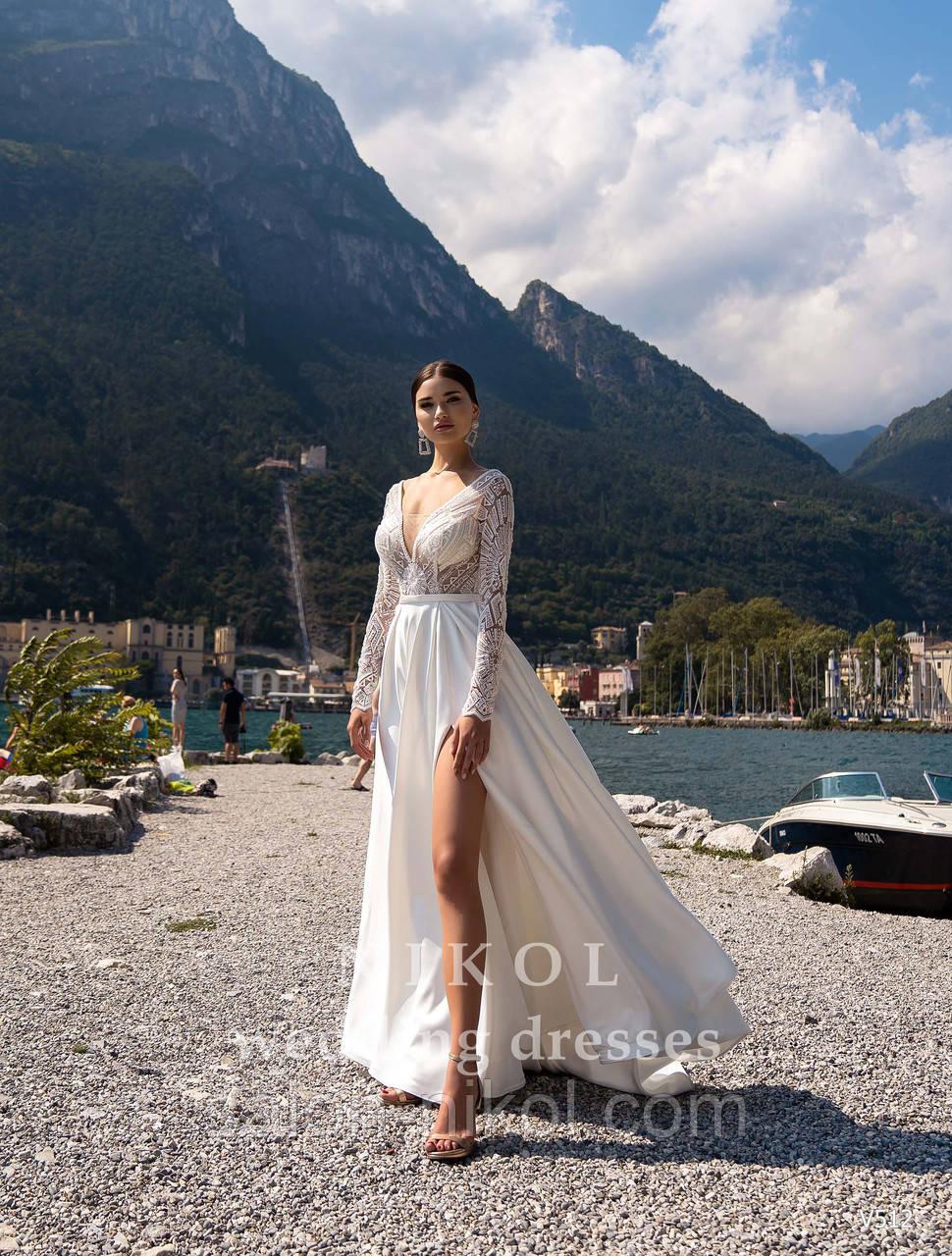 Свадебное платье № V512