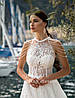 Свадебное платье № V513, фото 2