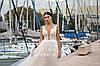 Свадебное платье № V514, фото 2