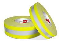 Светоотражающая флуоресцентная лента на тканевой основе - ORALITE FTP 300 50 мм
