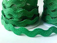 Тесьма вьюнок Зелёная