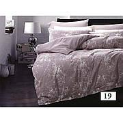 Постельное белье Tiare Вареный Хлопок Жаккард 019 (Евро) 200х220
