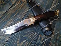 Нож охотничий Спутник Архар. Ручная работа на подарок