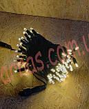 Светодиодная гирлянда (10m-2 warm), фото 3