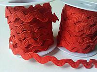 Тесьма вьюнок Красная