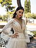 Свадебное платье № V519, фото 2