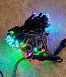 Светодиодная гирлянда (10m-2 RGB), фото 3