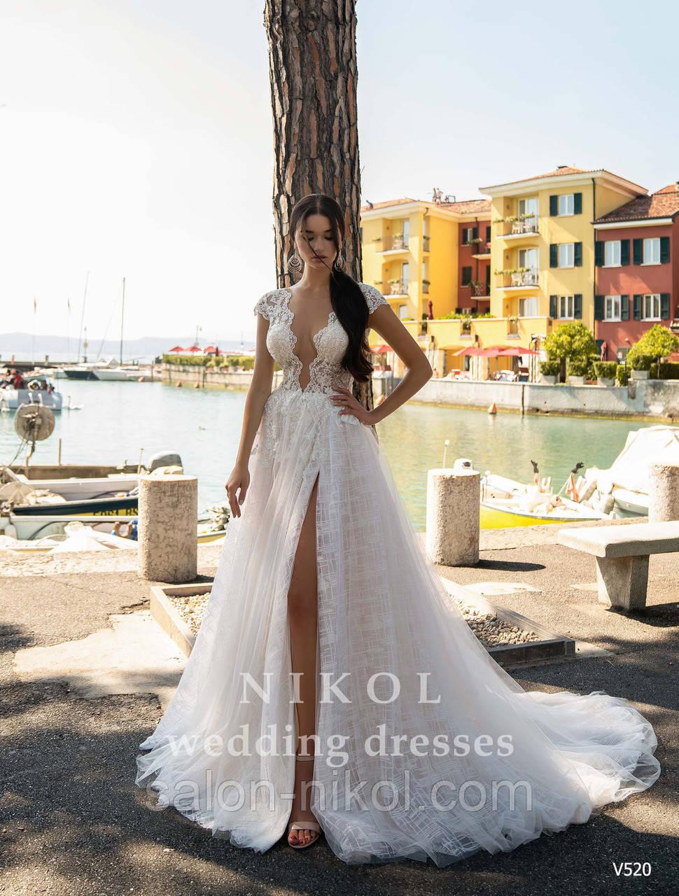 Свадебное платье № V520