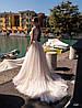Свадебное платье № V520, фото 3