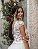 Свадебное платье № V521, фото 3