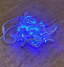 Светодиодная гирлянда штора (3m-1 blue)