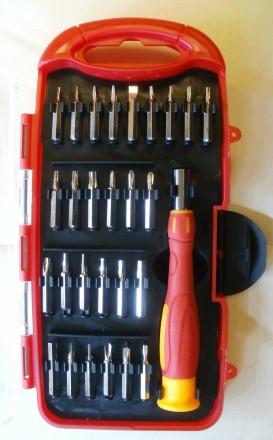 Набор инструмента Heng Feng HF-231 c 28 битами