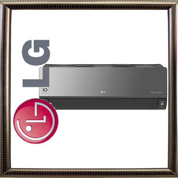 Внутренний блок мульти сплит систем LG Artcool Mirror AM09BP.NSJR0