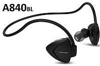 Наушники гарнитура вакуумные Bluetooth Awei A840 Sport