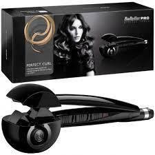 Плойка для завивки волос автоматическая Hair machine Babyliss pro, стайлер, щипцы для завивки волос, фото 2