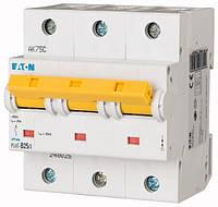 Автоматический выключатель  In=125А, 3п (PLHT-C125/3) _ Eaton-SALE