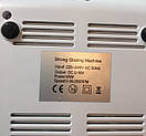 Фрезер ZS 705 аналог Strong 210 на 35000 об/мин 65Вт для маникюра и педикюра с педалью Белый, фото 2