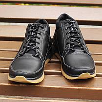 """Зимние кроссовки, ботинки на меху New Balance """"Черные"""", фото 2"""