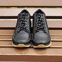 """Зимние кроссовки, ботинки на меху New Balance """"Черные"""", фото 3"""