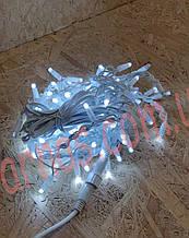 Светодиодная гирлянда штора (3m-1 white)