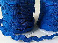 Тесьма вьюнок Синяя