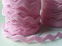 Тесьма вьюнок Розовая