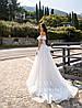 Свадебное платье № V529, фото 3