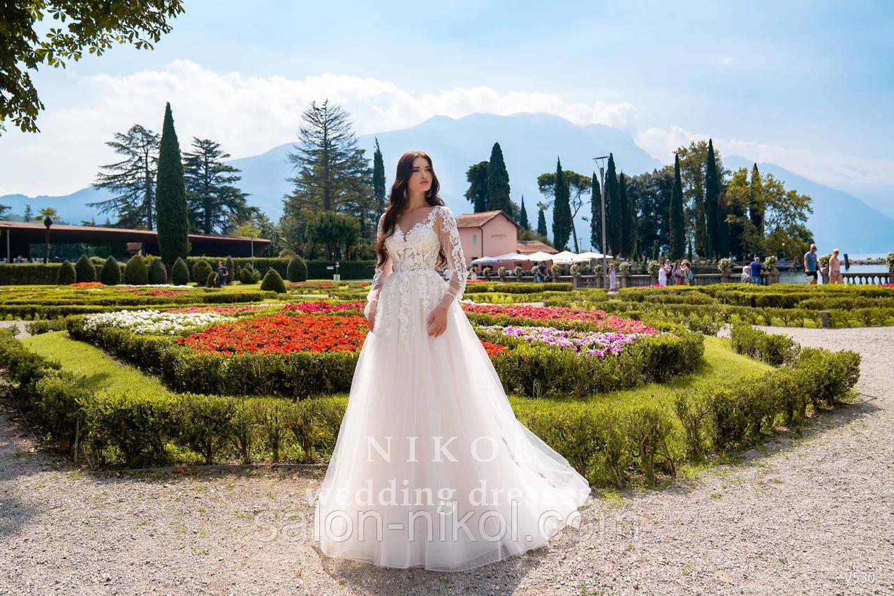 Свадебное платье № V530