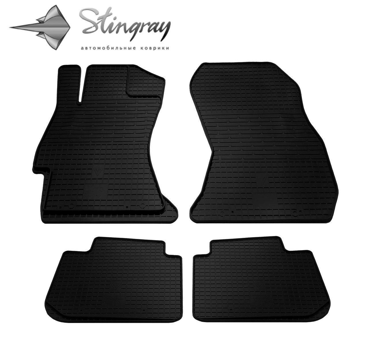 Коврики в салон Subaru Legacy V (BM / BR) 2006-2012 Stingray