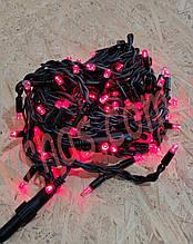 Светодиодная гирлянда (3m-2 red)