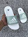 Шлепанцы Adidas женские, в стиле Адидас. Резина, пена. код Z-1083. Разные цвета, фото 2