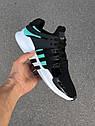 Кроссовки Adidas Equipment мужские, Адидас Эквипмент, материал текстиль, код Z-1783, Черные, фото 2
