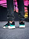 Кроссовки Adidas Equipment мужские, Адидас Эквипмент, материал текстиль, код Z-1783, Черные, фото 6