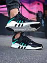 Кроссовки Adidas Equipment мужские, Адидас Эквипмент, материал текстиль, код Z-1783, Черные, фото 9