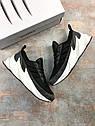 Кроссовки мужские Adidas Shark в стиле Адидас Шарк, замша, текстиль код Z-1716. Серые, фото 6