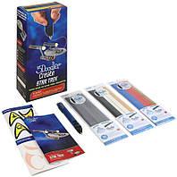 3D-ручка для творчества 3Doodler Create Licensed Star Trek 3D Printing +75 пластиковых стержней разного цвета.