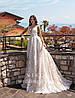 Свадебное платье № V533, фото 5