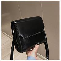 Женская классическая сумочка жіноча класична сумка на ремешке Почтальон 5223/14