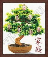 """Набор для вышивания бисером """"Фамильное дерево"""""""