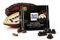Шоколад RITTER SPORT Edel-Bitter 73 % какао100г (Германия)