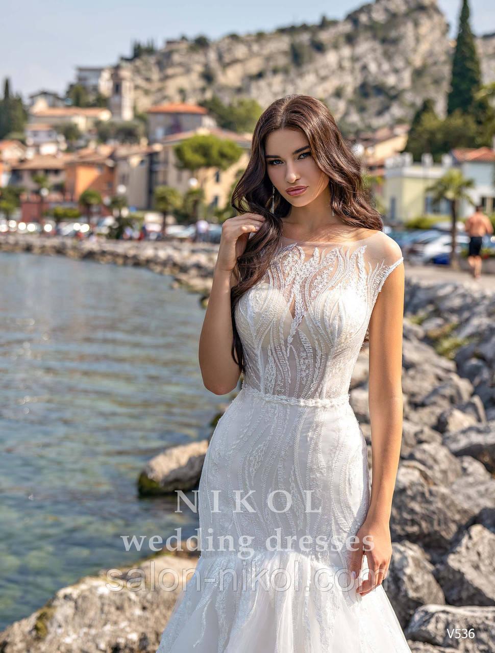 Свадебное платье № V536