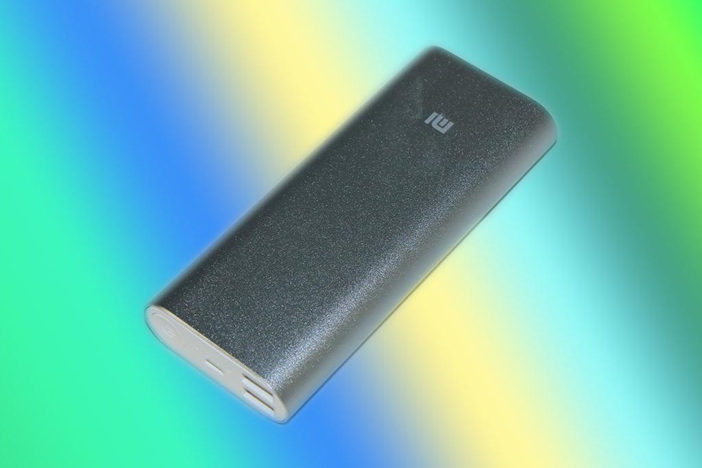 Внешний аккумулятор Xiaomi Mi Power Bank 16000mAh(copy)