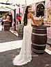 Свадебное платье № V537, фото 3