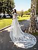 Свадебное платье № V537, фото 4