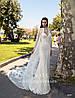 Свадебное платье № V537, фото 5