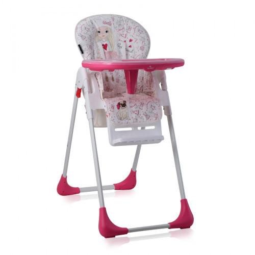 Стульчик для кормления Bertoni Tutti Frutti (pink girl)