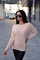 Теплый свитер женский Турция