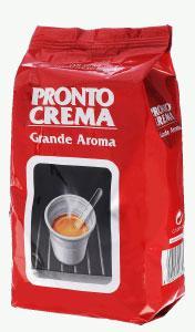 Кофе зерно LAVAZZA Pronto Crema 1 кг
